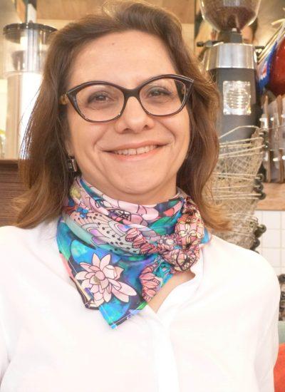 Sandrine Poilbois coach Emovimento